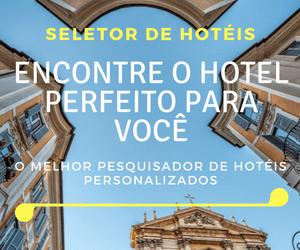Seletor de hotéis